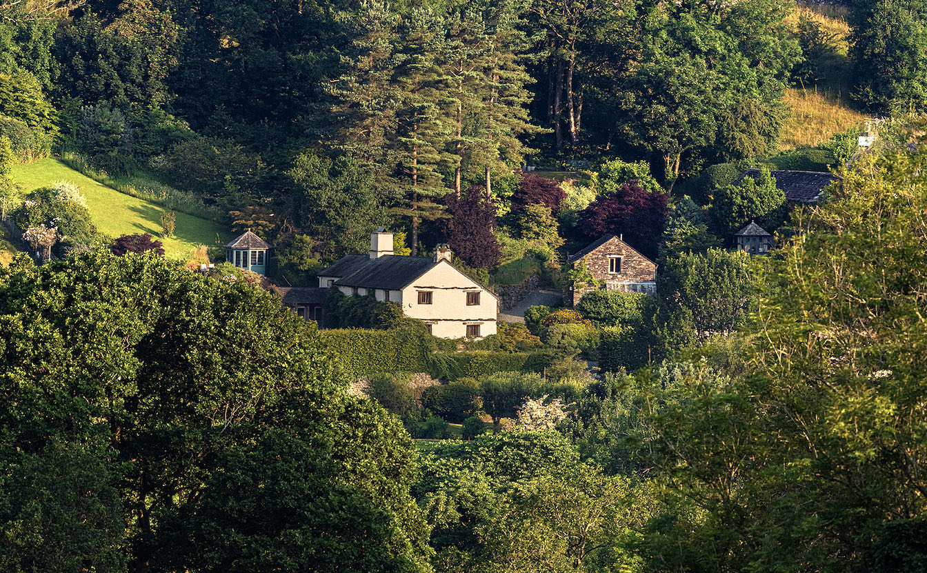 Townfoot Byre, Troutbeck
