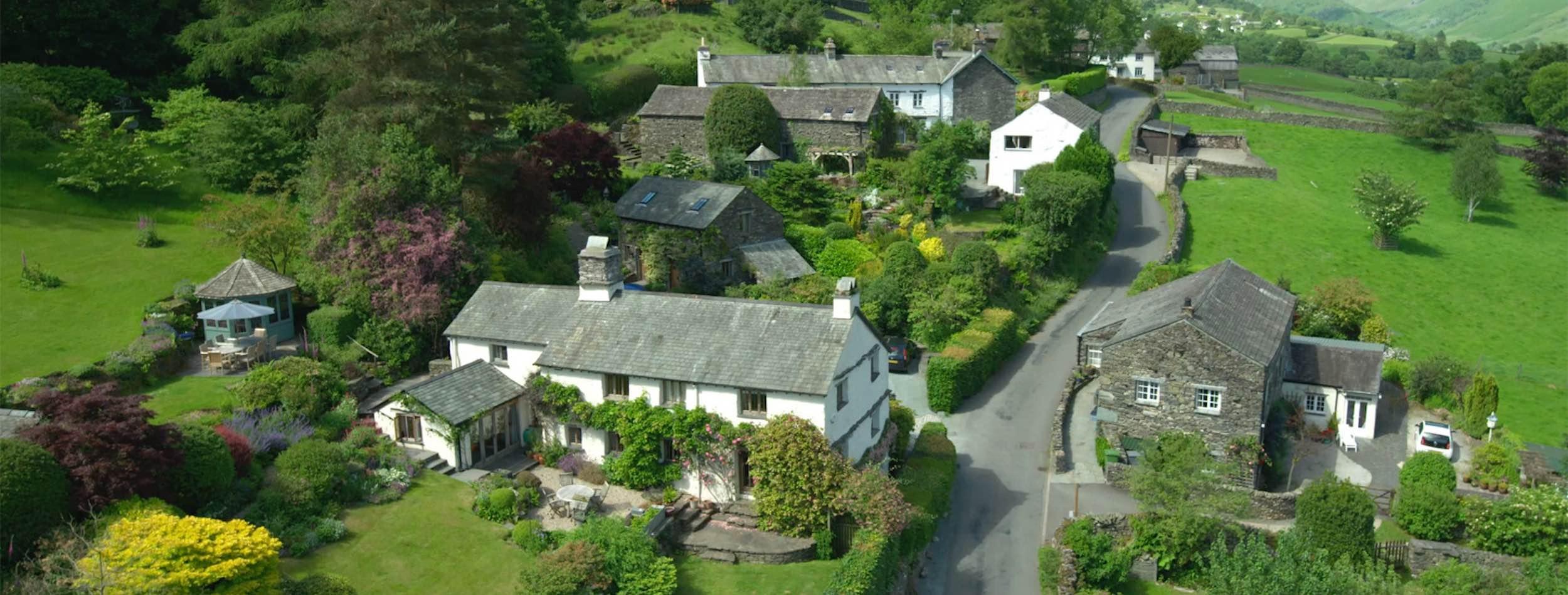 Townfoot Farmhouse, Troutbeck