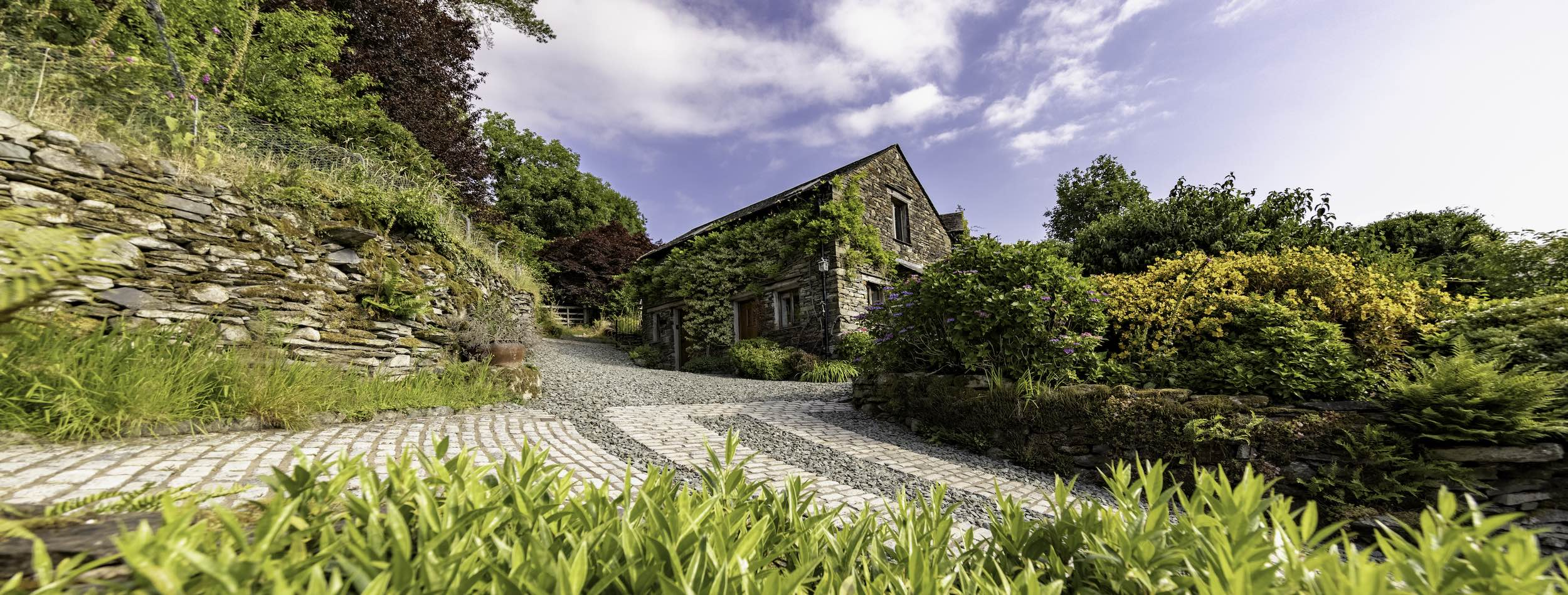 Townfoot Barn, Troutbeck