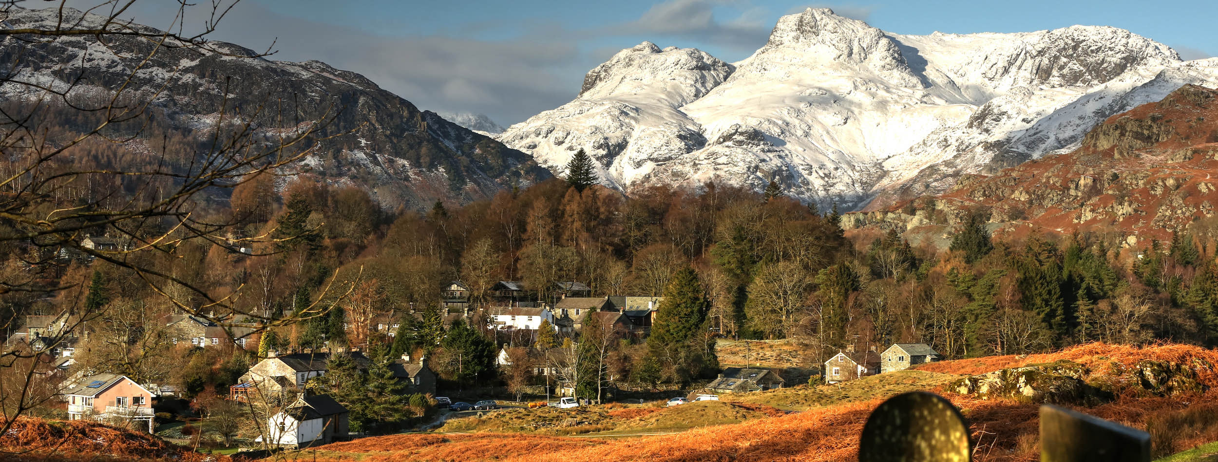 Townfoot Cottage, Elterwater