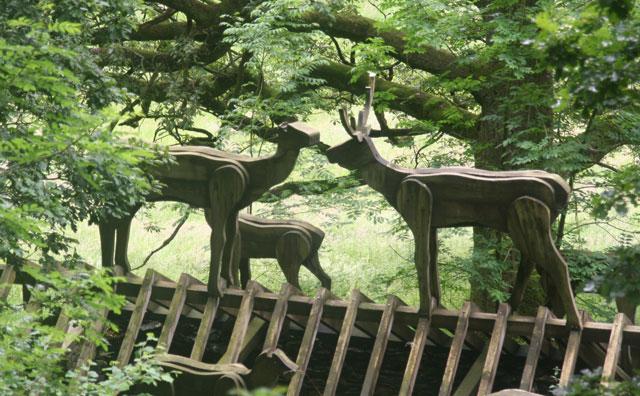 lake-district-cottages-grizedale-forest-sculpture-trail